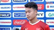 Thành Chung tự tin thay thế Trần Đình Trọng tại Asian Cup 2019