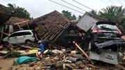 Sau thảm họa sóng thần, Indonesia tan hoang như ngày tận thế