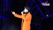 Hà Anh Tuấn hát Người tình mùa đông, song ca Cơn mưa tình yêu cùng 'gấu'