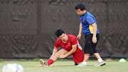 'Lá chắn thép' Trần Đình Trọng sẽ trở lại thi đấu ASIAN CUP 2019?
