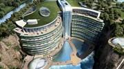 Ghé thăm khách sạn 'chọc đất' đầu tiên trên thế giới