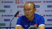 HLV Park Hang Seo dành 'lời có cánh' cho tân binh sau trận hòa Triều Tiên