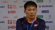 HLV tuyển Triều Tiên: 'Chúng tôi chưa chơi hết sức'
