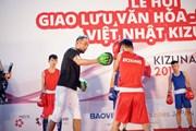 Sôi động đón năm mới với Lễ hội Giao lưu Văn hóa - Thể thao Việt Nhật