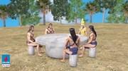 Ra mắt phim song ngữ 3D 'Đền Hùng- Linh thiêng nguồn cội'