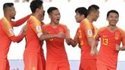 Asian Cup 2019: Đối thủ biếu bàn thắng, Trung Quốc ngược dòng lấy 3 điểm