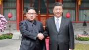 Đoàn tàu kỳ lạ tiến vào Bắc Kinh, NLĐ Kim Jong Un thăm Trung Quốc lần 4