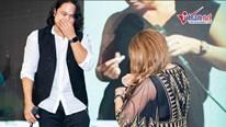 Bạn trai kém 12 tuổi bật khóc khi được Thanh Hà cầu hôn