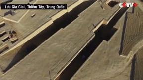 Lăng mộ 3000 năm tuổi được xây dựng như căn cứ của người ngoài hành tinh