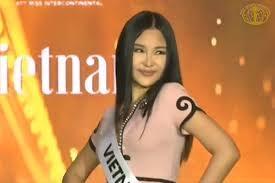 Trình diễn gây tranh cãi của Lê Âu Ngân Anh tại Miss Intercontinental 2018