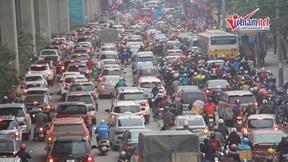 Con đường chắp vá, không làn đường dài nhất Thủ đô