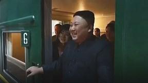 Những hình ảnh 'độc' trong chuyến công du tới Bắc Kinh của ông Kim