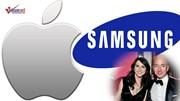 Apple bắt tay đại kình địch Samsung, vụ ly dị của người giàu nhất hành tinh