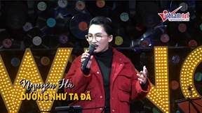 Nguyên Hà cover cực ngọt ca khúc của 'chị trợ lý' Mỹ Tâm