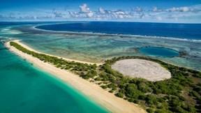 Đảo thiên đường hóa mảnh đất chết chóc sau Chiến tranh Lạnh