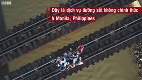 Loại hình giao thông nguy hiểm bậc nhất vẫn được yêu thích tại Philippines