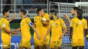 Highlights Australia 3-2 Syria: Australia giành vé đi tiếp nghẹt thở