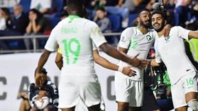 Highlights Lebanon 0-2 Saudi Arabia: Saudi Arabia đoạt vé vòng 16 đội