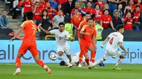Highlights  Philippines 0-3 Trung Quốc: Thầy trò Lippi đoạt vé sớm