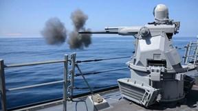 Xem Hải quân Mỹ bắn thử đạn siêu tốc