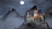 Lâu đài trong truyền thuyết của 'Bá tước ma cà rồng'