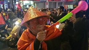 Hà Nội tưng bừng mừng kỳ tích của ĐT Việt Nam tại Asian Cup