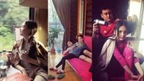 Dân mạng phát sốt với tình cảm ngọt ngào của thủ môn Văn Lâm và em gái