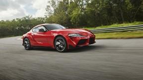 Siêu xe thể thao đầu tiên của Toyota đạt giá kỷ lục 49 tỷ đồng