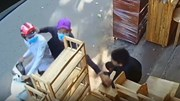Cướp điện thoại nhanh như chớp, nạn nhân chưa hiểu chuyện gì xảy ra