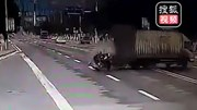 Xe tải quay đầu sai luật, một CSGT thiệt mạng
