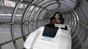 Trung Quốc thử nghiệm mô hình tàu siêu tốc chạy nhanh hơn máy bay