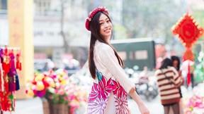 Á hậu Phương Nga: Du lịch xuyên năm mới vẫn giữ nét truyền thống của Tết