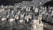 Biệt thự cổ tích biến thành vùng đất 'ma' ở Thổ Nhĩ Kỳ