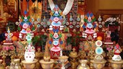 Bữa cơm Tất niên và tục lệ độc đáo ngày Tết của người Tạng