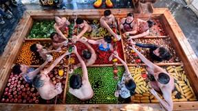'Lẩu người': Thú vui mới của người Trung Quốc