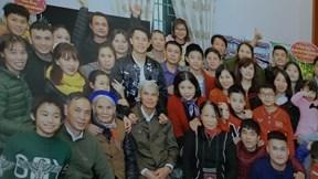 Bố mẹ Trần Đình Trọng xót xa, thương nhớ khi lần đầu con trai ăn Tết xa nhà