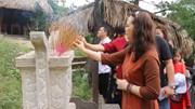 Hơn 15 nghìn người viếng mộ Đại tướng Võ Nguyên Giáp dịp tết Kỷ Hợi