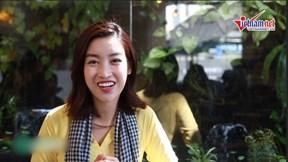 Hoa hậu Đỗ Mỹ Linh tiết lộ lý do trở thành MC truyền hình