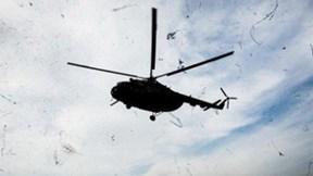 Cận ảnh trực thăng lao xuống đất, 4 người thiệt mạng ở Thổ Nhĩ Kỳ
