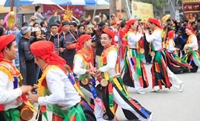 Lễ hội làng Triều Khúc được công nhận di sản văn hoá phi vật thể Quốc gia
