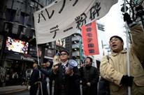 Trai ế Nhật Bản biểu tình phản đối ngày Valentine