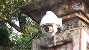 16 camera, hơn 2000 người bảo vệ an ninh Lễ hội đền Trần