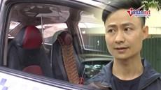 Vách ngăn chống cướp tự chế của tài xế Hà Nội được lắp đặt thế nào?