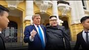 Bản sao Trump - Kim bất ngờ thăm Nhà hát Lớn Hà Nội