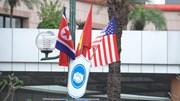 Hà Nội 'diện' 3700 cột cờ hòa bình chào đón Thượng đỉnh Mỹ Triều