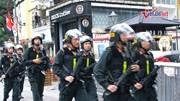 Công binh, CSCĐ rà soát an ninh khách sạn Melia trước Hội nghị thượng đỉnh