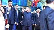 Hình ảnh đầu tiên của Chủ tịch Kim Jong-un ở Việt Nam