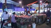 Thị trường thịt lợn giảm cầu do thông tin dịch tả lợn châu Phi