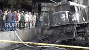 Lái tàu bỏ lái gây tai nạn nghiêm trọng ít nhất 63 người thương vong