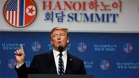 TT Trump: 'Tôi thà làm đúng còn hơn làm nhanh'